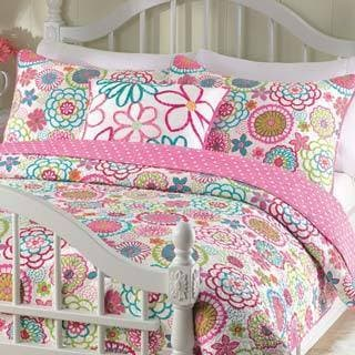 Cozy Line Mariah 3-piece Quilt Set|https://ak1.ostkcdn.com/images/products/8477668/Mariah-3-piece-Quilt-Set-P15766934.jpg?impolicy=medium