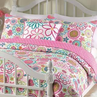 cozy line mariah 3piece quilt set