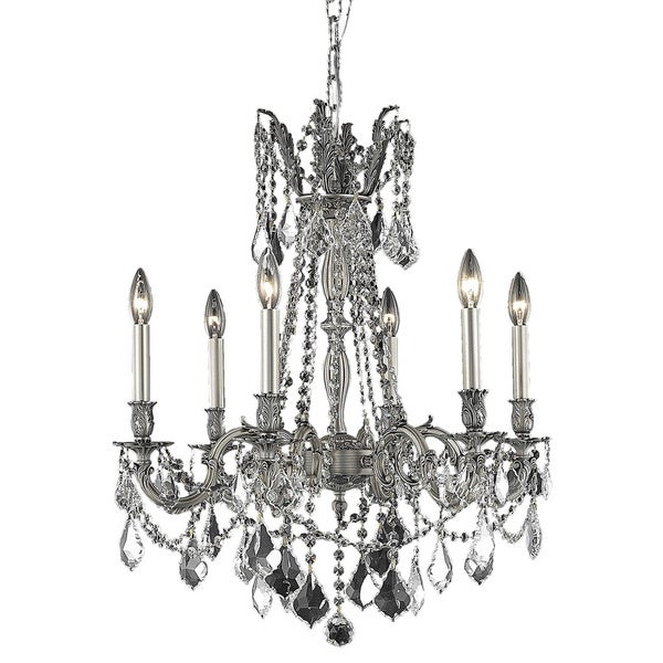 Venetian Collection 12 Light Chrome Finish And Chrome Crystal