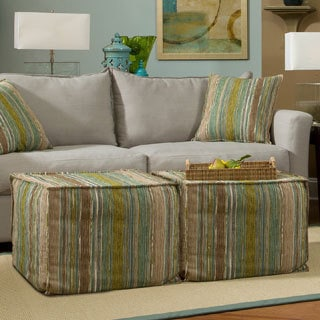 Fairmont Designs Made To Order Seaside Ottoman (Set of 2)