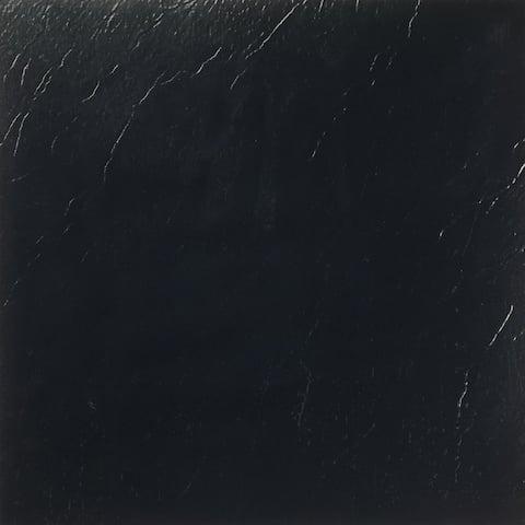 Achim Nexus Black 12x12 Self Adhesive Vinyl Floor Tile - 20 Tiles/20 sq Ft.
