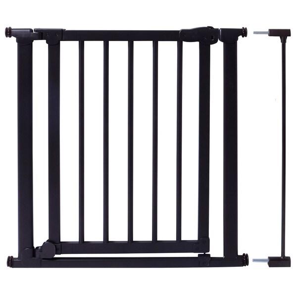 Evenflo Home Decor Wood Swing Gate: Shop Evenflo Walk-through Pressure Wood Gate
