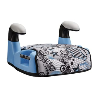 Evenflo AMP LX Booster Car Seat in Pop Blue