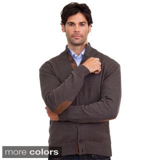 Luigi Baldo Men's Italian Made Classic Cardigan