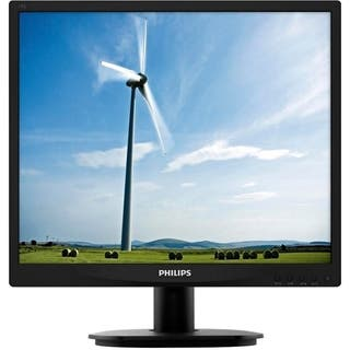 """Philips 19S4LSB5 19"""" LED LCD Monitor - 5:4 - 5 ms
