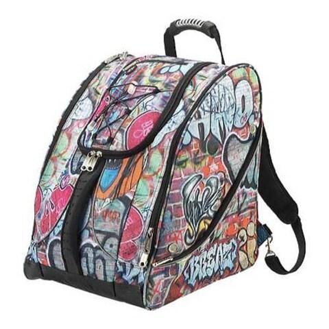 Athalon Everything Boot Bag Graffiti