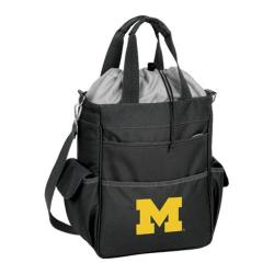 Picnic Time Activo Michigan Wolverines Black
