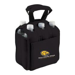 Picnic Time Six Pack Southern Miss Golden Eagles Black