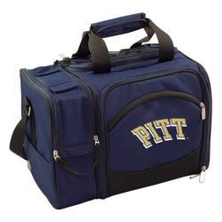 Picnic Time Malibu Pittsburgh Panthers Embroidered Navy