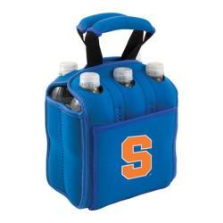 Picnic Time Six Pack Syracuse Orange Blue