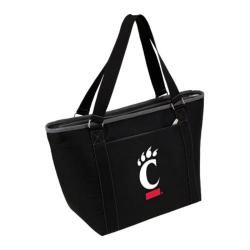 Picnic Time Topanga Cincinnati Bearcats Embroidered Black