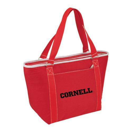 Picnic Time Topanga Cornell University Bears Embroidered Red