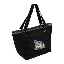 Picnic Time Topanga James Madison University Dukes Print Black