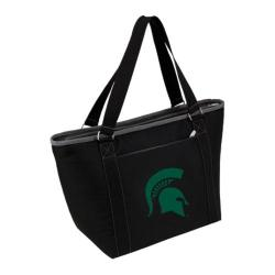 Picnic Time Topanga Michigan State Spartans Embroidered Black