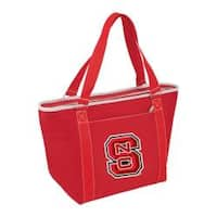 Picnic Time Topanga NC State University Wolfpack Embroidered Red