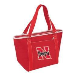 Picnic Time Topanga Nebraska Cornhuskers Print Red