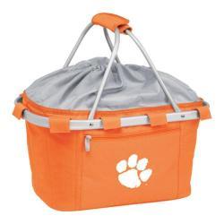 Picnic Time Metro Basket Clemson University Tigers Embroidered Orange