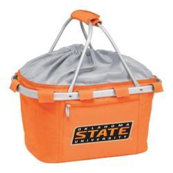Picnic Time Metro Basket Oklahoma State Cowboys Embroidered Orange