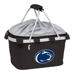 Picnic Time Metro Basket Penn State Nittany Lions Embroidered Black