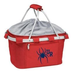 Picnic Time Metro Basket Richmond Spiders Embroidered Red