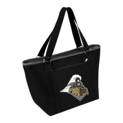 Picnic Time Topanga Purdue Boilermakers Embroidered Black