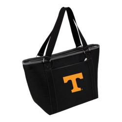 Picnic Time Topanga Tennessee Volunteers Embroidered Black