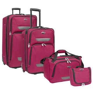 U.S. Traveler by Traveler's Choice Westport 4-piece Luggage Set|https://ak1.ostkcdn.com/images/products/8480949/P15769527.jpg?impolicy=medium