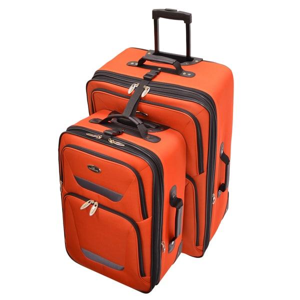 U.S. Traveler by Traveler's Choice Westport 4-piece Luggage Set ...