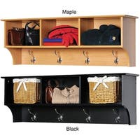 Clay Alder Home Hewitt Entryway Cubby Storage Shelf