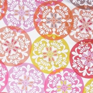 'Olivia' Medallion Print Futon Cover