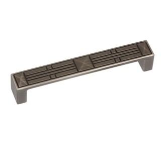 GlideRite 5-inch CC Craftsman Series Satin Pewter Cabinet Pulls (Case of 25)