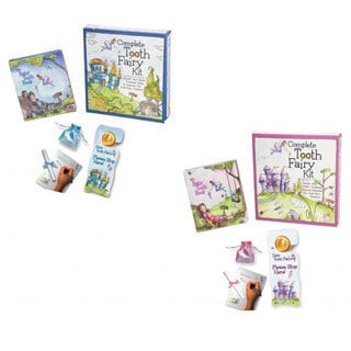 Baby Tooth Album Tooth Fairy Kit