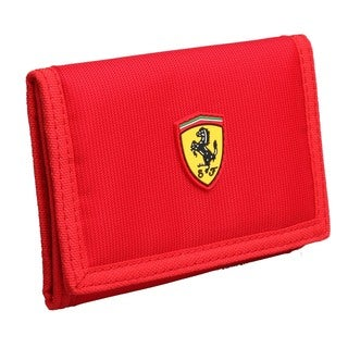Ferrari Red Keyholder Wallet