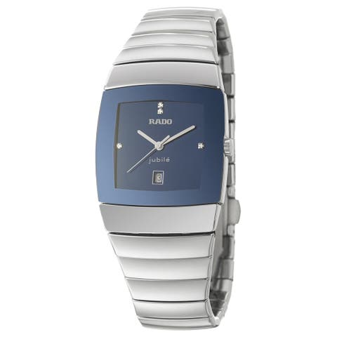 Rado Women's 'Sintra Jubile' Ceramic Quartz Watch