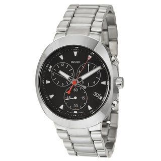 Rado Men's 'D-Star' Ceramos Chronograph Watch