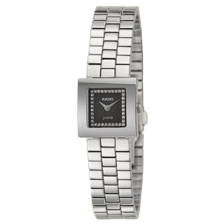 Rado Women's 'Diastar Jubile' Stainless Steel Quartz Watch