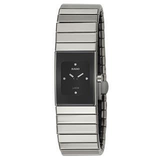 Rado Women's 'Ceramica' Ceramic Quartz Watch|https://ak1.ostkcdn.com/images/products/8481595/P15770094.jpg?impolicy=medium