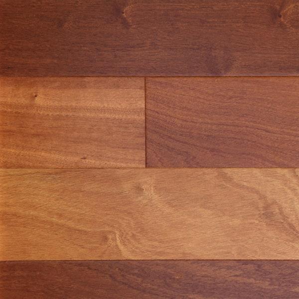 Shop Envi Exotic African Sapele Engineered Flooring 26 05 Sq Ft