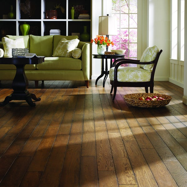 Shop Envi Antique Oak Tg Engineered Hardwood Flooring 26
