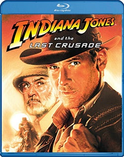 Indiana Jones and the Last Crusade (Blu-ray Disc)