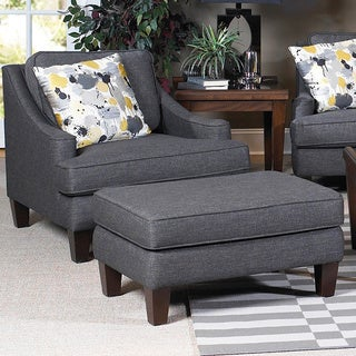 Fairmont Designs Made To Order Catalina Chair/Ottoman Set