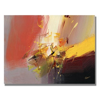 Tapia 'Force of Nature II' Canvas Art