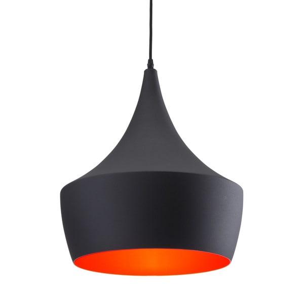 Matte Black Copper Ceiling Lamp