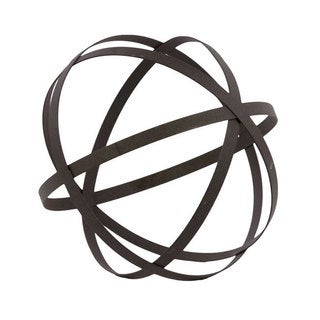 Metal Sphere Grey (4 Circles)