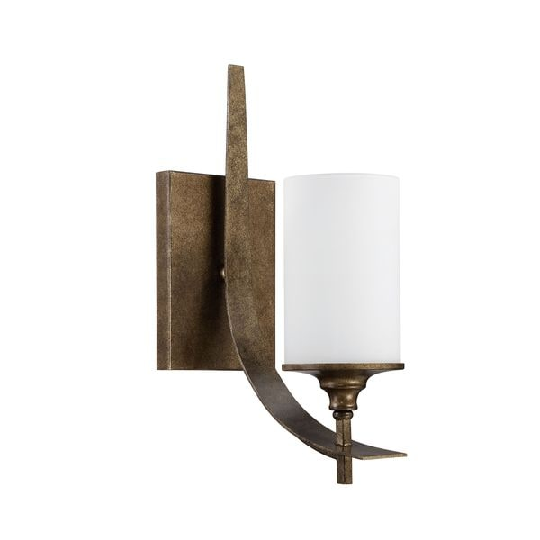 Empire Antique Bronze Wall Sconce