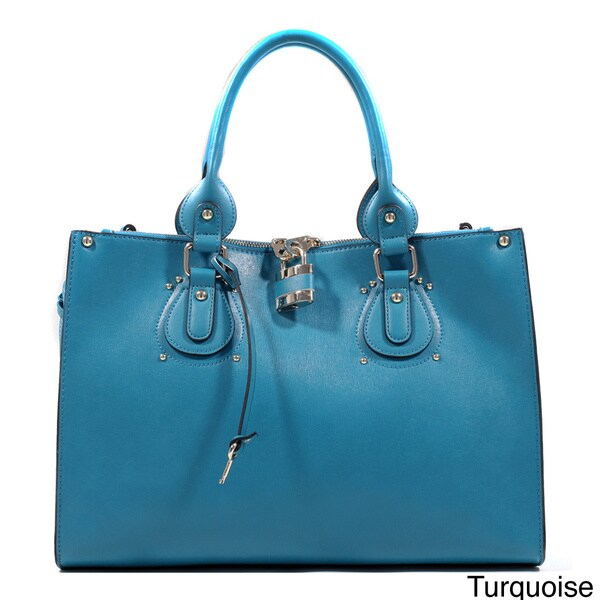 Shop Emperia Studded Fashion Tote Bag - Free Shipping Today ... 4e2c685c851ad