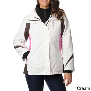 Excelled Women's 3-in-1 Jacket|https://ak1.ostkcdn.com/images/products/8486690/P15774481.jpg?impolicy=medium