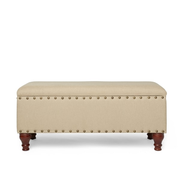 upholstered storage bench plans trim with rolled arms ikea