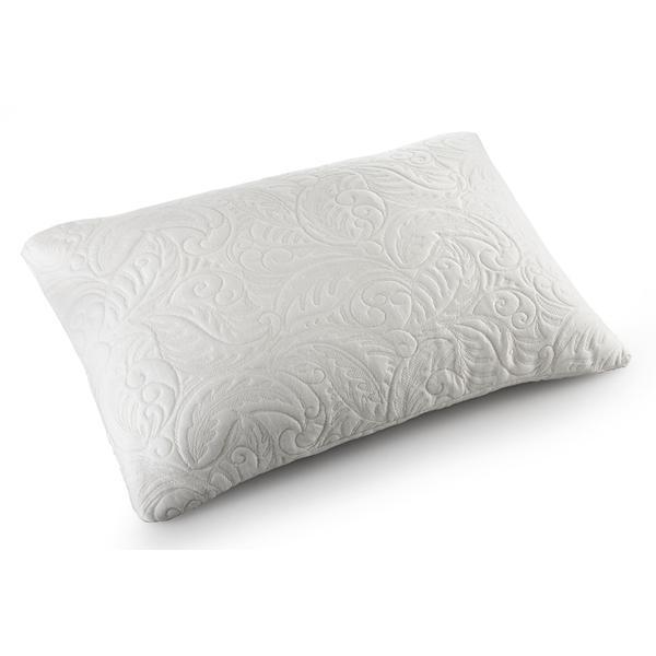 Gel Bliss Queen-size Italian Shredded Gel Memory Foam Pillow