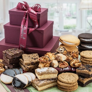 Gourmet Bakery Gift Tower